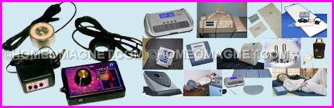 Electromagnet therapy instruments